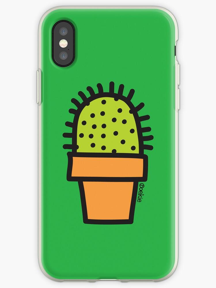 Cactus - Clothing, Sticker & iCase by oekies