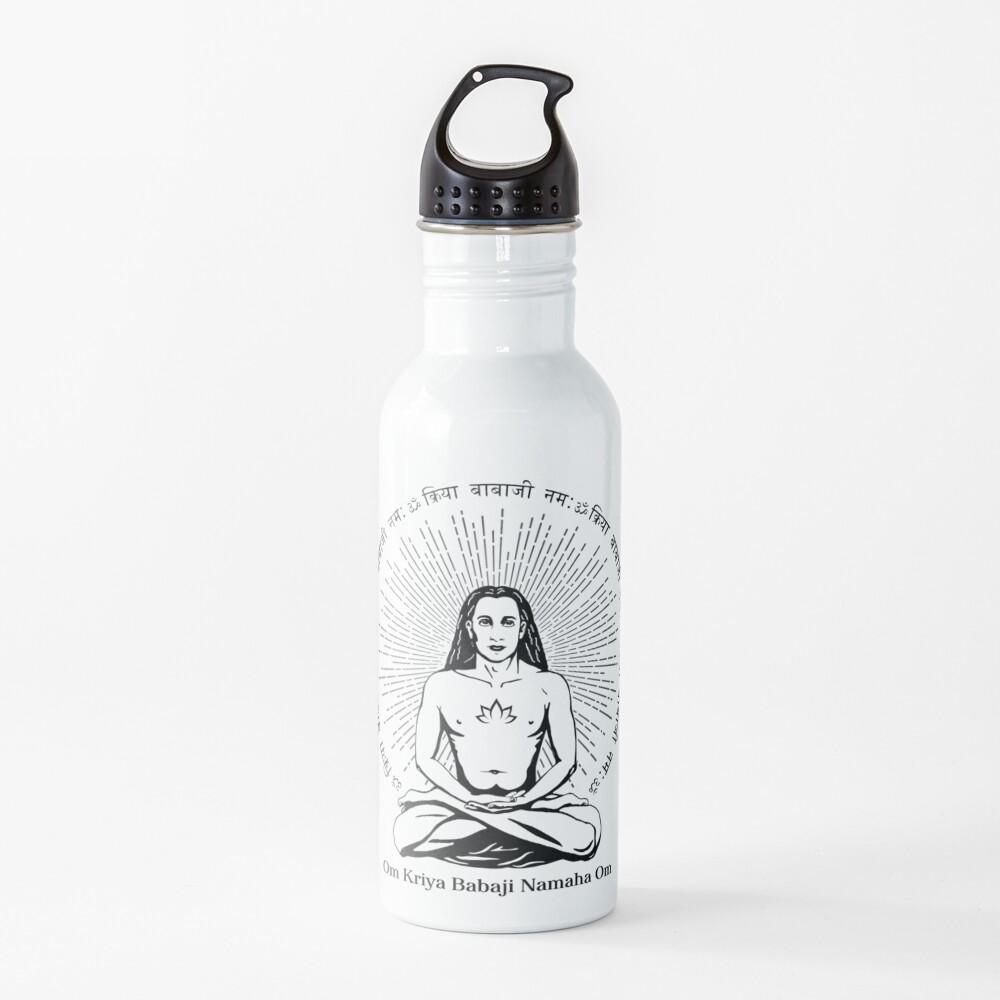 Mahavatar Babaji Water Bottle