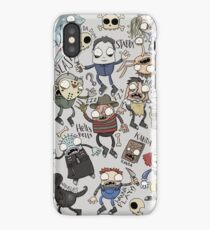 Monster Mash 2: The Revenge iPhone Case/Skin