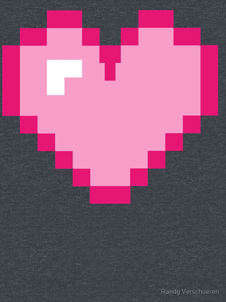 8bit Heart by vieke