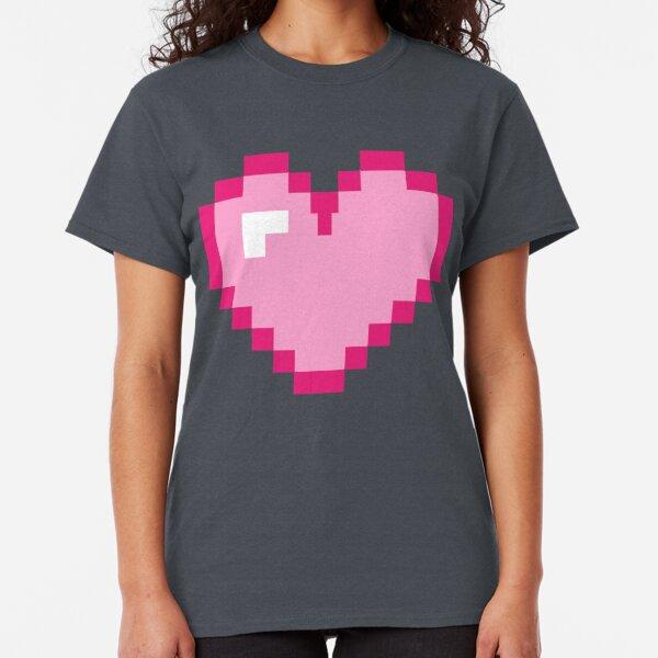 8bit Heart Classic T-Shirt