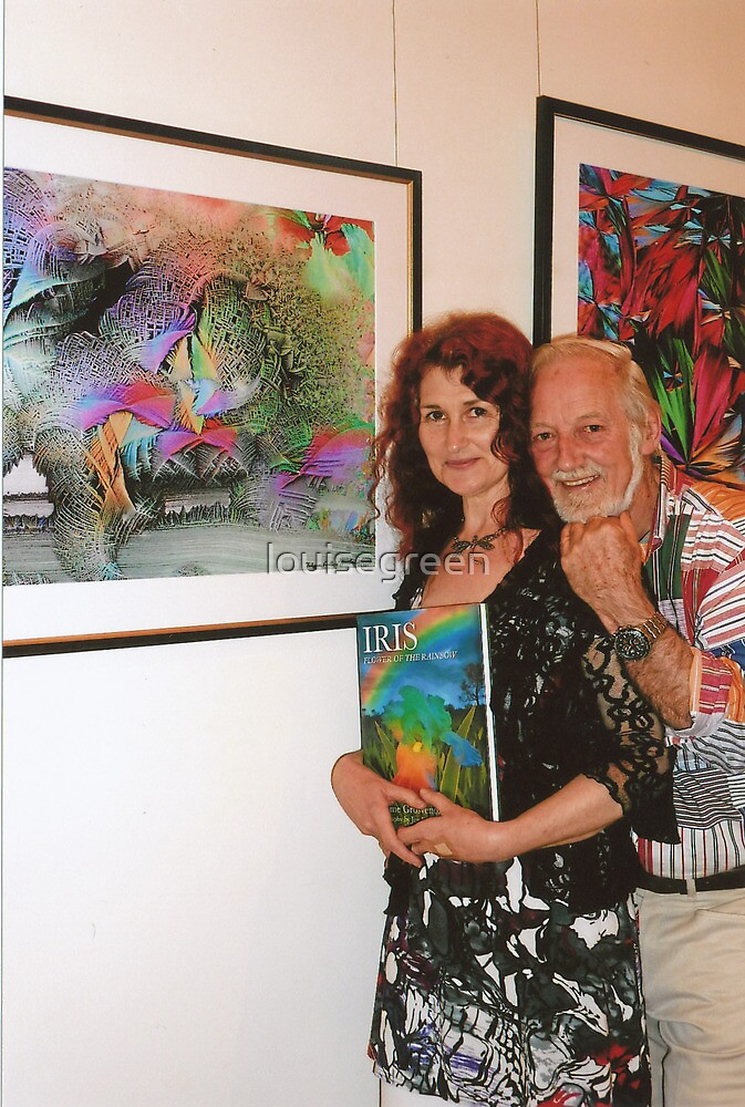 Jim Frazier Exhibition - Crystal Art Photography by louisegreen