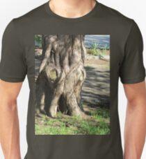 Grumpy tree Unisex T-Shirt