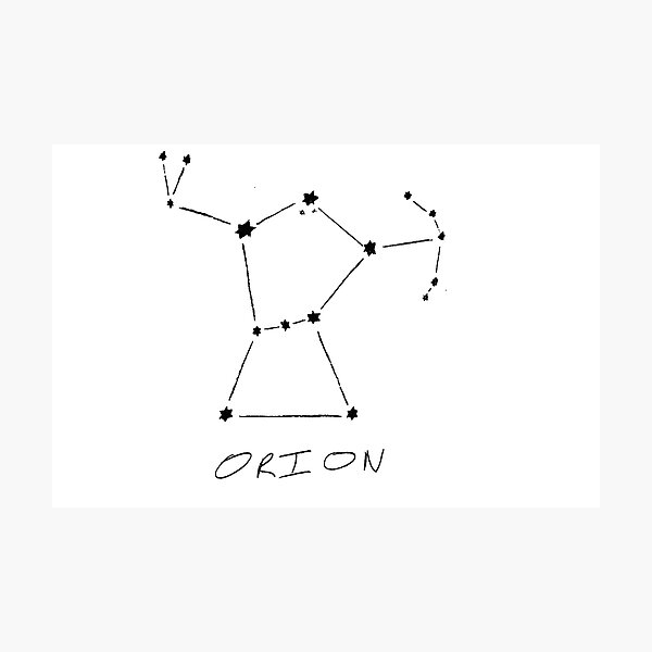 Orion Photographic Print