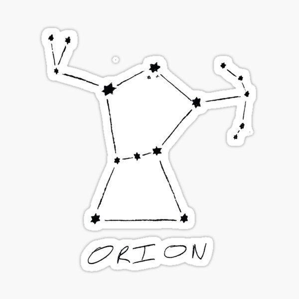 Orion Sticker