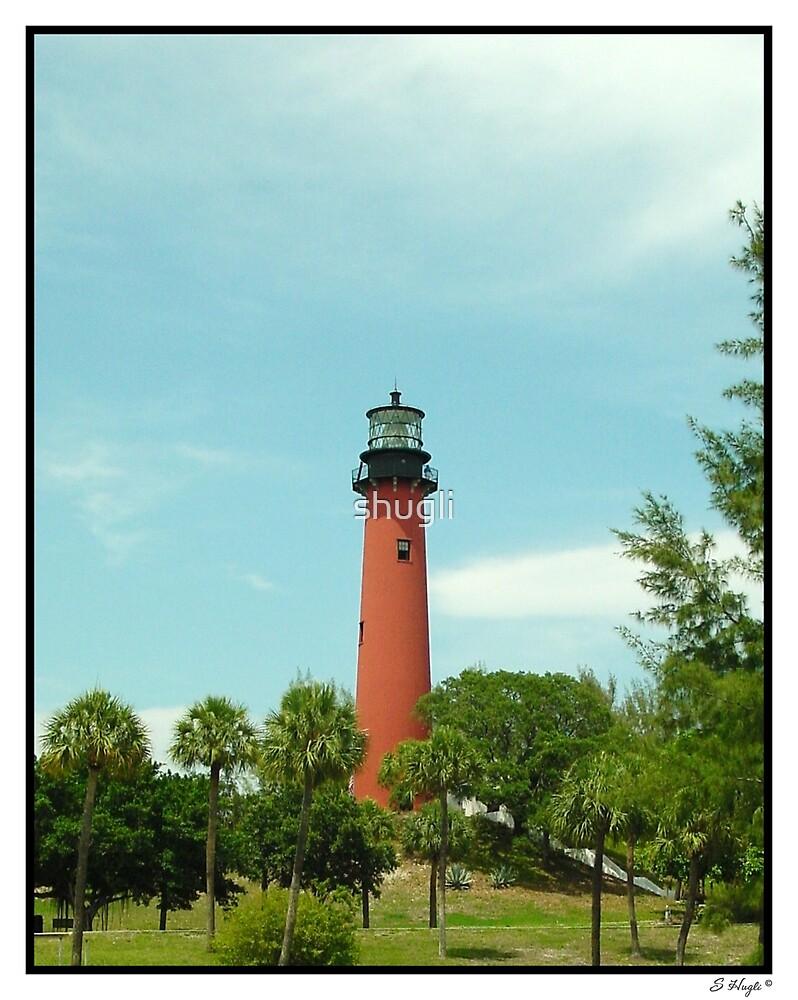 Jupiter Inlet Lighthouse, Jupiter, Florida by shugli