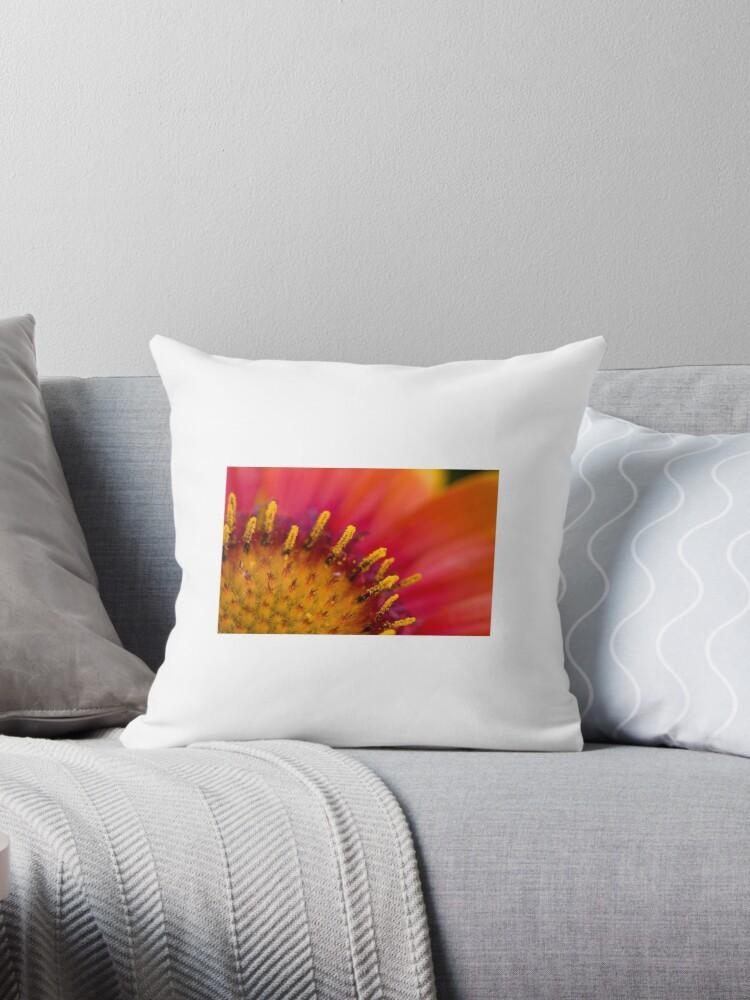 True Beauty Throw Pillow By Saphire1623 Redbubble