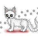 Maine Coon Katze von Pezi-Creation