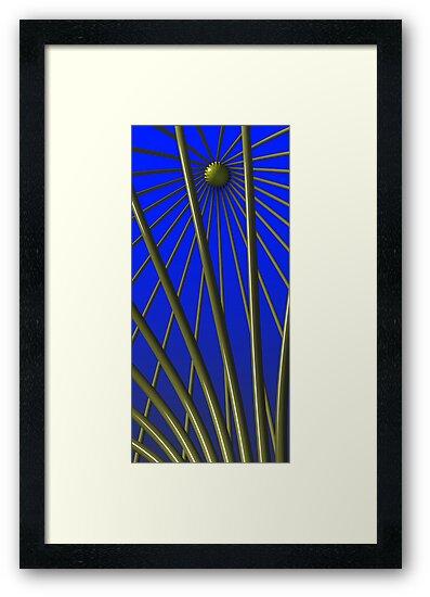 Bronze Sunlight by Ostar-Digital