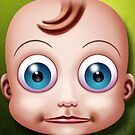 Baby Doll Head... by Mike Cressy
