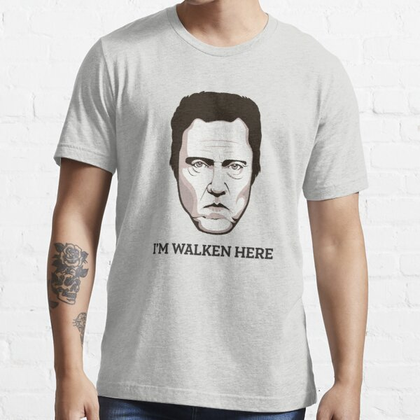"""Christopher Walken - """"Walken Here"""" T-Shirt Essential T-Shirt"""