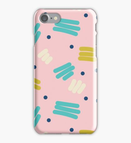 Pattern Party iPhone Case/Skin