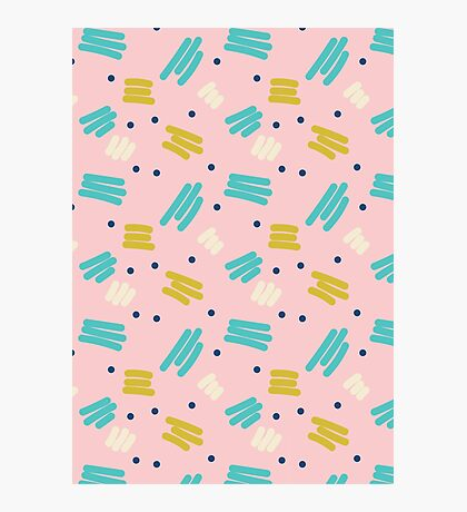 Pattern Party Photographic Print