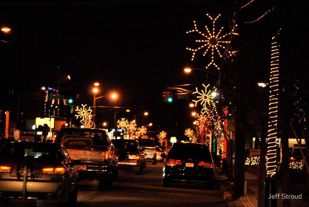 Christmas Avenue by Jeff stroud
