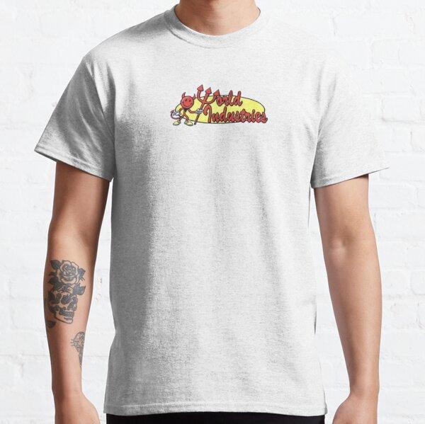 World Industries Devil Satan Hook Ups Skate Hookups Hook-Ups Vintage 90's Classic T-Shirt