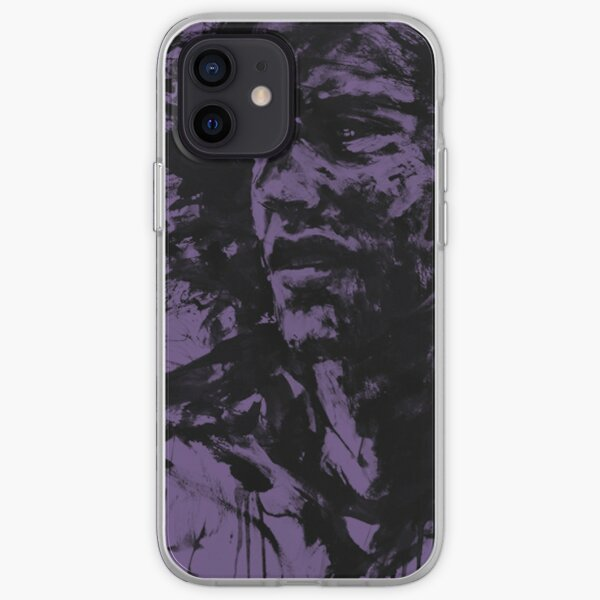 The Burden... Purple Edition iPhone Soft Case
