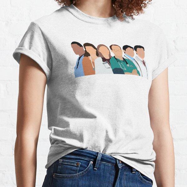 ER cast Classic T-Shirt