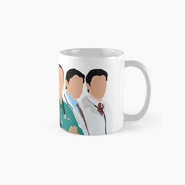 ER cast Classic Mug