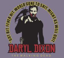 "Daryl Dixon ""the Walking Dead"""