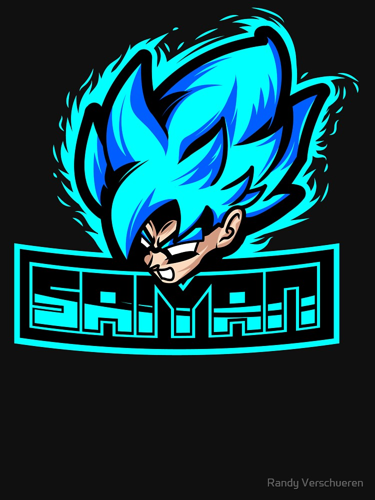 Super Sayan Blue by vieke