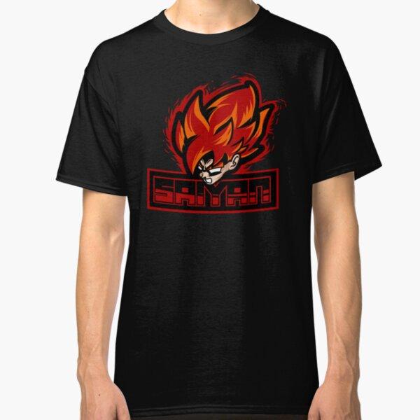 Super Sayan Red Classic T-Shirt