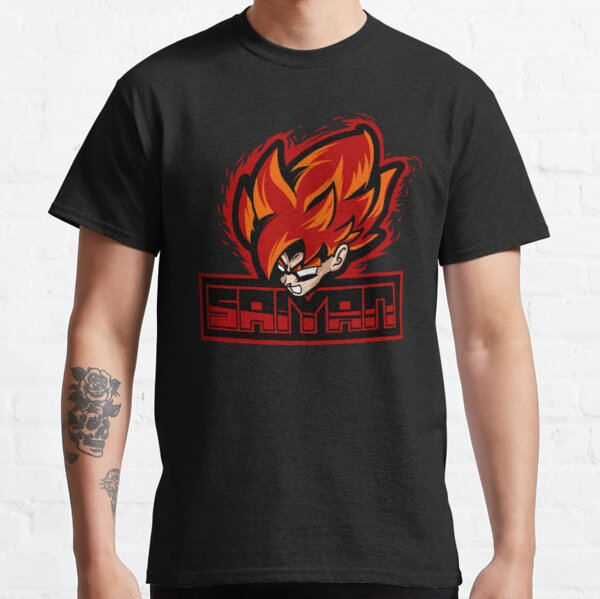 Super Sayan Red Classic T-Shirt