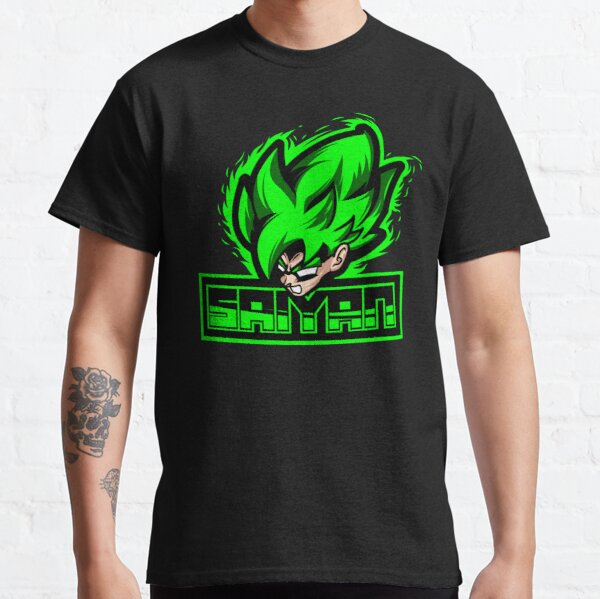 Super Sayan Green Classic T-Shirt