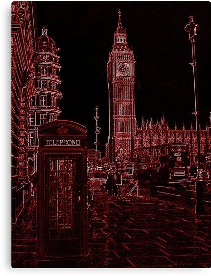 London Blood by Blademanz