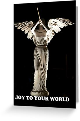 Joy To Your World by phil decocco