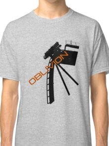 Oblivion - Alton towers Classic T-Shirt