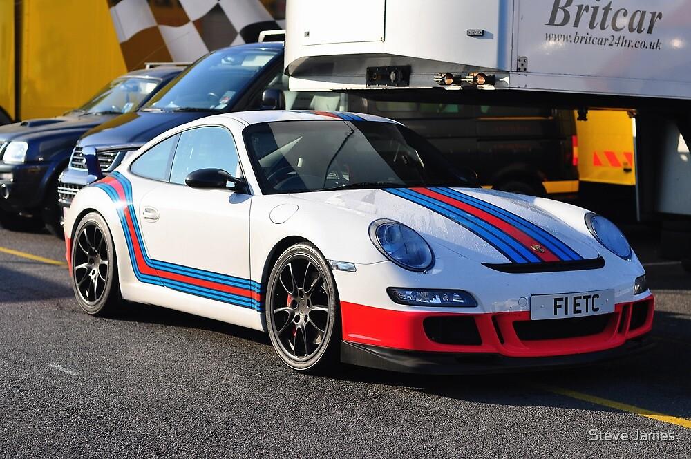 Porsche GT3 Martini by Steve James