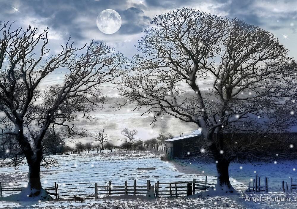 A Christmas Wish by Angela Harburn