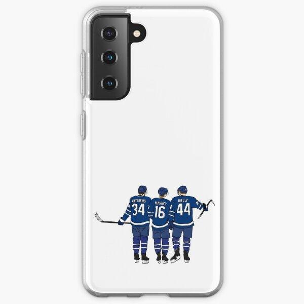 Matthews, Marner & Rielly - Maple Leafs Samsung Galaxy Soft Case