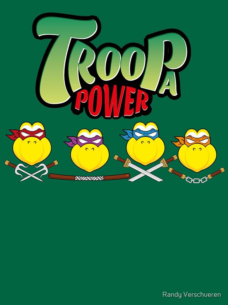 Troopa Power by vieke
