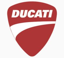 Large Ducati Logo | Unisex T-Shirt