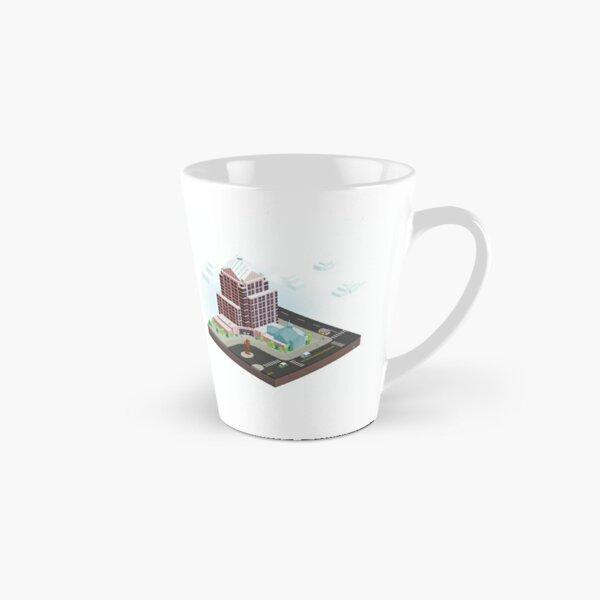 City Blocks: Legacy Tower (Rochester, NY) Tall Mug
