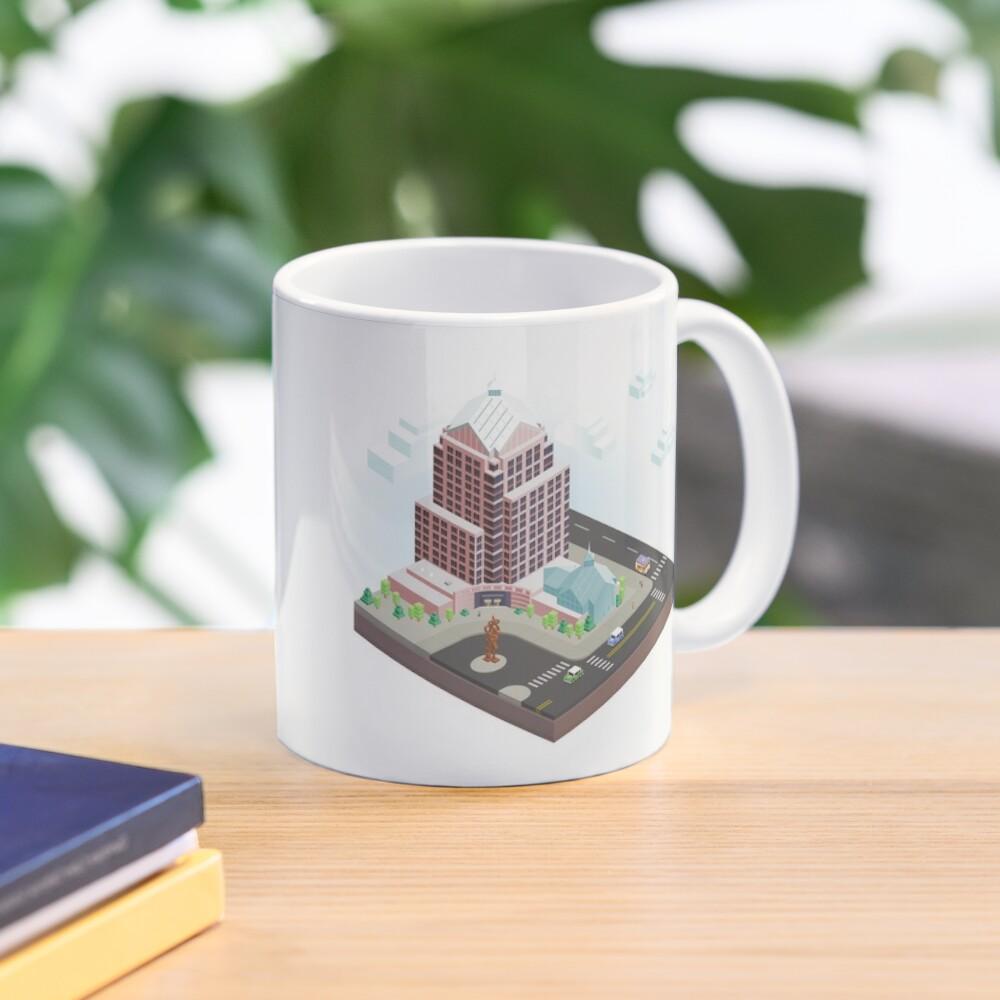 City Blocks: Legacy Tower (Rochester, NY) Mug