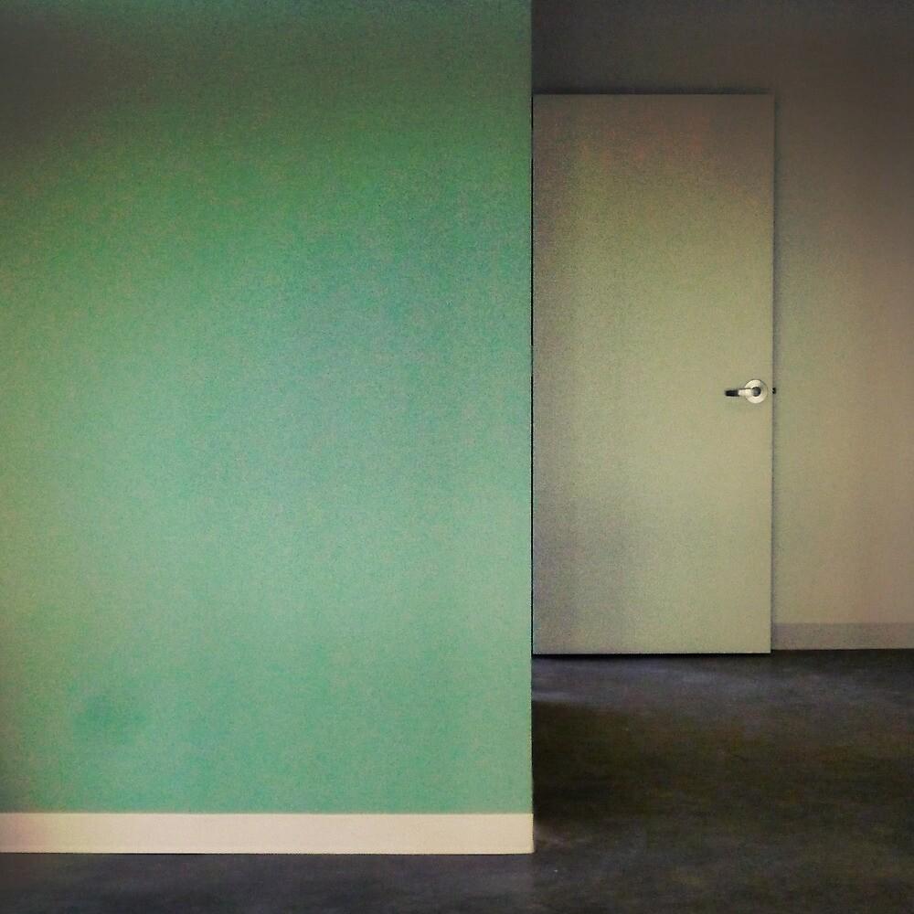 Blue Wall by Robert Baker