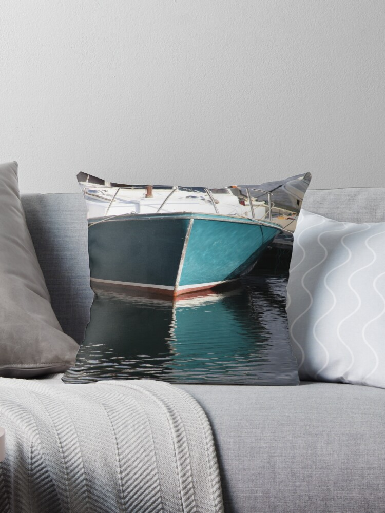 Koster Island boat by Jeanne Horak-Druiff