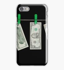 Laundered Money iPhone Case/Skin