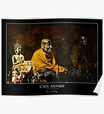 Chiang Dao Monks Poster