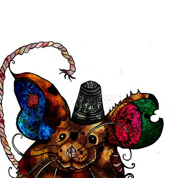 dormouse  by hollywils