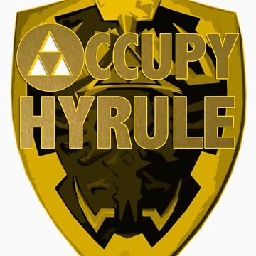 Occupy Hyrule by DJSev