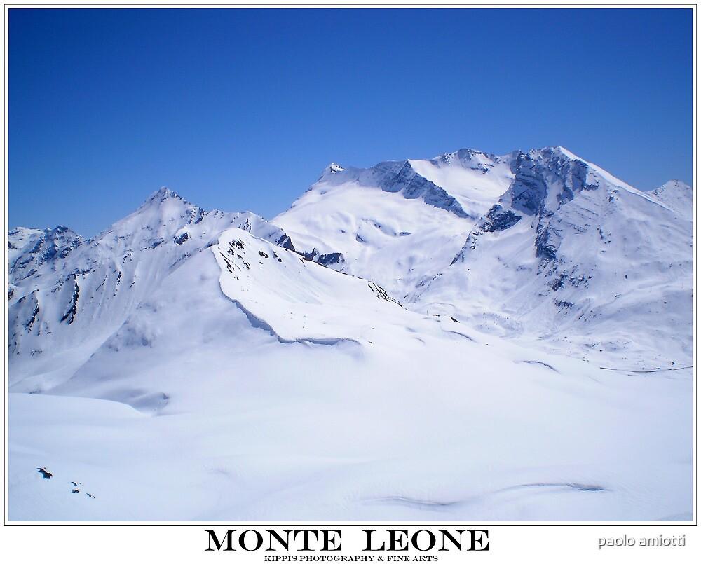 monte leone by paolo amiotti