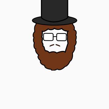 Weird al Yankovic (Amish) by Burgernator