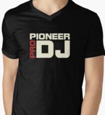 Pioneer Dj Pro Men's V-Neck T-Shirt