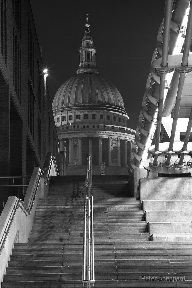 St. Paul's by Peter Sheppard