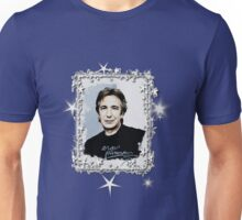 "Alan Rickman Fandesign ""Starshine"" Unisex T-Shirt"