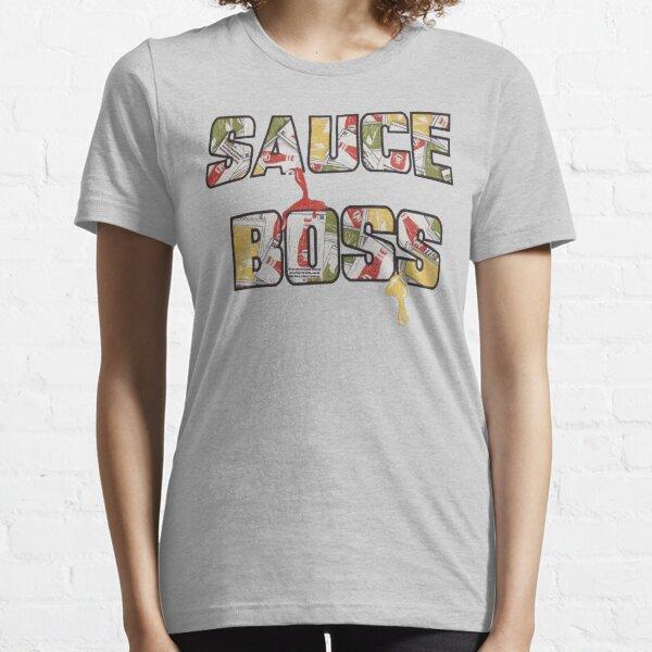 Sauce Boss Essential T-Shirt