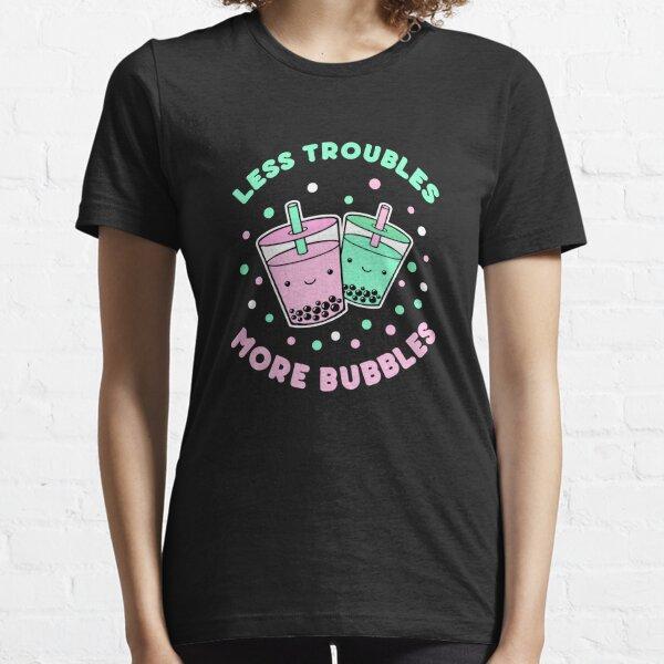 Niedliches Bubble Tee Boba Tee Kawaii Design Essential T-Shirt